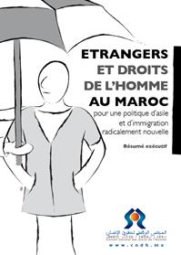 Etrangers et droits de l'Homme au Maroc: