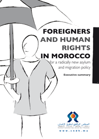 Conclusions and recommendations of CNDH thematic report on the situation of migrants and refugees in Morocco